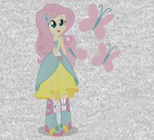 My little Pony - Fluttershy One Piece - Long Sleeve