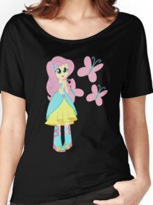 My little Pony - Fluttershy Women's Relaxed Fit T-Shirt