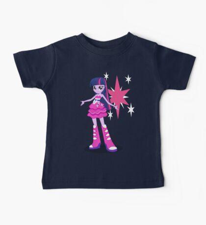 My little Pony - Twilight Sparkle Baby Tee