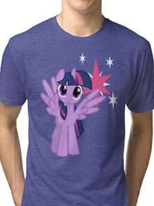 My little Pony - Princess Twilight Sparkle Tri-blend T-Shirt