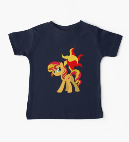 My little Pony - Sunset Shimmer Baby Tee