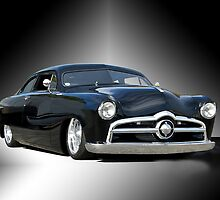 1950 Ford Custom Coupe - Studio by DaveKoontz