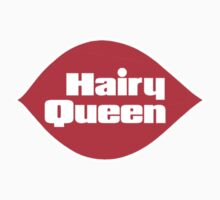 Hairy Queen Parody Logo by Thereal Appeal