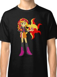 My little Pony - Sunset Shimmer Classic T-Shirt