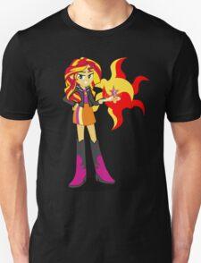 My little Pony - Sunset Shimmer Unisex T-Shirt