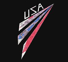 US A?  Womens Fitted T-Shirt
