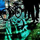 street scene by marcwellman2000