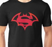 The World's Finest (Red) Unisex T-Shirt