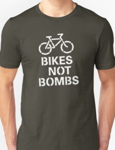 BIKES NOT BOMBS T-Shirt