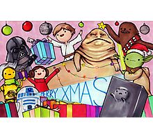 May the Presents Be With You Photographic Print
