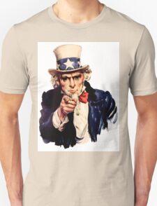 Uncle Sam Blackout T-Shirt