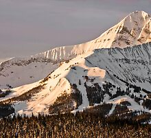 The Lonely Mountain by Russ Nordstrand