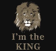 I'm the king by Stock Image Folio