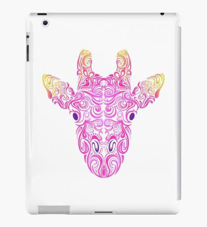 Trendy Giraffe iPad Case/Skin