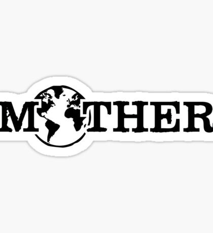 Mother Earth Sticker