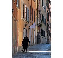 In Rome... Once in a while ! Photographic Print