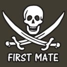Pirate 35 FIRST MATE by Mark Podger