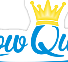 Snow Queen Sticker