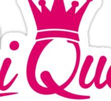 Ski Queen Sticker