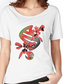 Mega Scizor Evolution Women's Relaxed Fit T-Shirt