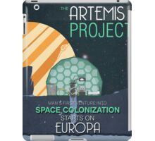 The Artemis Project iPad Case/Skin