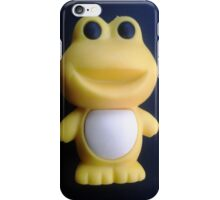 The Yellow Critter iPhone Case/Skin