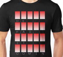 Cell Block Tango Unisex T-Shirt