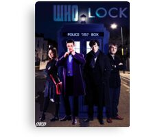 Wholock Print Canvas Print
