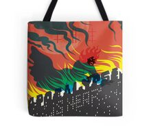 The Apocalypse is Near Tote Bag