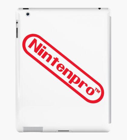 Nintenpro Video Gamer iPad Case/Skin