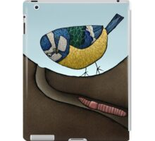 Blue Tit iPad Case/Skin