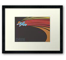 My Little Pony - Dash Framed Print