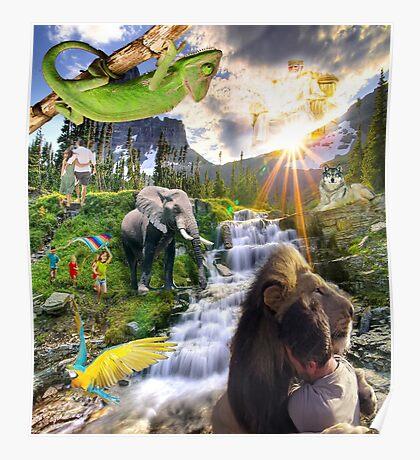 paradise - new world Poster
