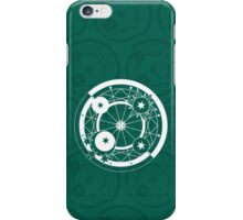 Moonlight Magic Circle iPhone Case/Skin