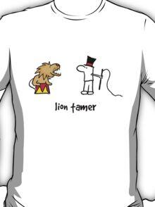 Nosebody - Lion Tamer T-Shirt