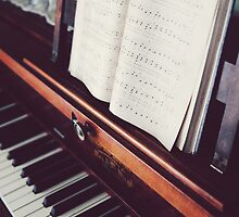 Vintage Piano by Kimberose