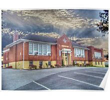 Pikeside School Poster