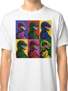 Dinosaur Pop Art Classic T-Shirt