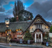 The Crab Inn by manateevoyager