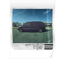 Kendrick Lamar- Good Kid M.A.A.D City Poster