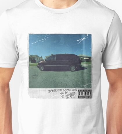 Kendrick Lamar- Good Kid M.A.A.D City Unisex T-Shirt