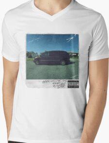 Kendrick Lamar- Good Kid M.A.A.D City Mens V-Neck T-Shirt