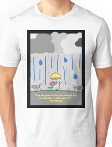 Love The Rain Unisex T-Shirt