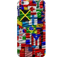 World of the Patriotic iPhone Case/Skin