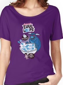 Zuul Loops Women's Relaxed Fit T-Shirt