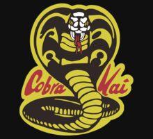 The Karate Kid - Cobra Kai Logo by BrianShepherd