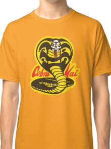 The Karate Kid - Cobra Kai Logo Classic T-Shirt