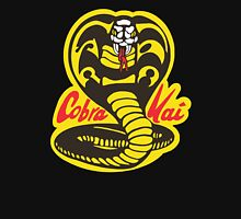 The Karate Kid - Cobra Kai Logo Unisex T-Shirt