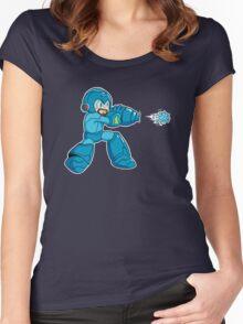 METHYLAMAN Women's Fitted Scoop T-Shirt