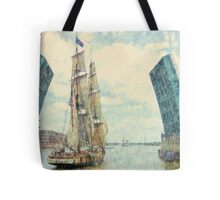 U.S. Brig Niagara - Parade of Sails Tote Bag